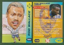 Leeds United Rod Wallace 192